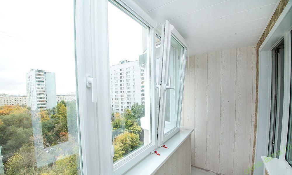 Остекление балконов и лоджий в москве и мо - экономия!.