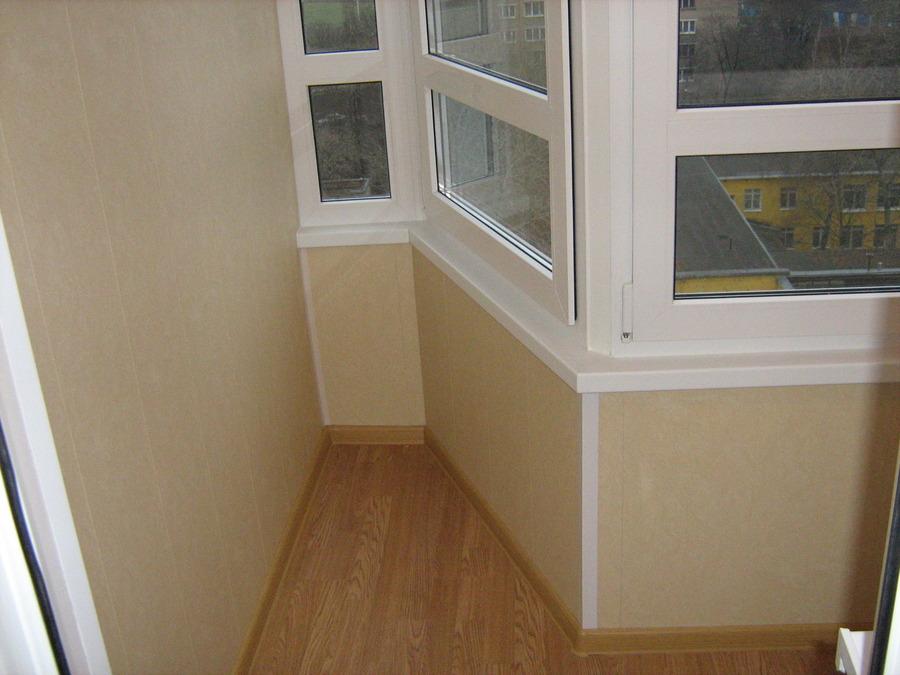 Отделка балконов по типовым проектам в москве и мо.