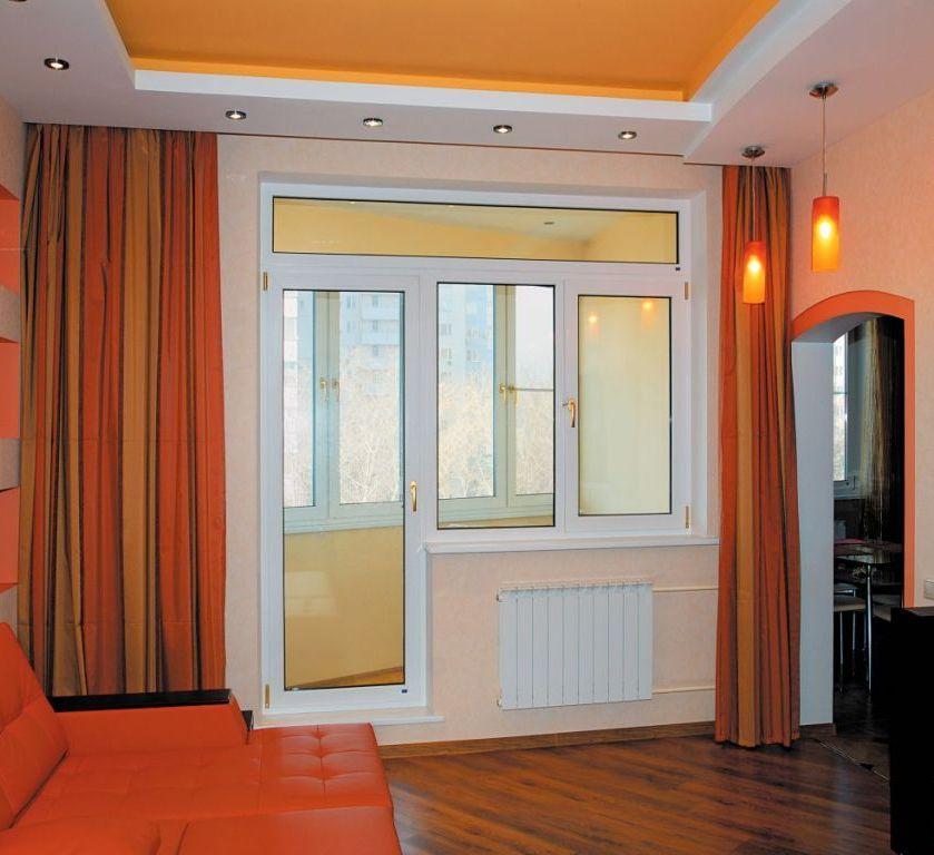 Окно балконное цена фото